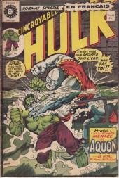 L'incroyable Hulk (Éditions Héritage) -24- La menace d'Aquon