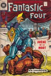 Fantastic Four (Éditions Héritage) -9- Arène de la mort