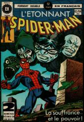 L'Étonnant Spider-Man (Éditions Héritage) -8384- La souffrance et le pouvoir !