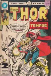 Thor (Éditions Héritage) -9192- Voyez la puissance de Tempus, le déicide !