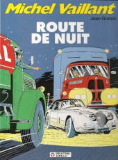 Michel Vaillant -4f1997- Route de nuit