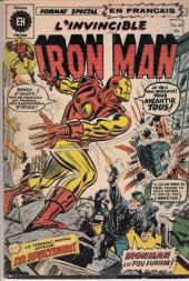 L'invincible Iron Man (Éditions Héritage) -20- Le tranchant de la mort !