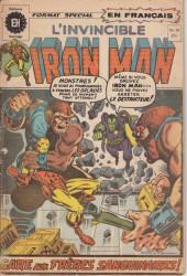 L'invincible Iron Man (Éditions Héritage) -10- Prends garde... aux Frères sanguinaires !