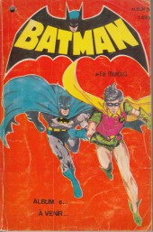 Batman (Interpresse) -Rec05- Album N°5 (n°98, 101 et 89)