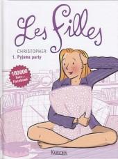 Les filles -1c- Pyjama party