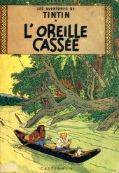 Tintin (Historique) -6B33- L'oreille cassée