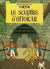 Tintin (Historique) -8B35Bis- Le sceptre d'Ottokar