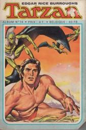 Tarzan (2e Série - Sagédition) (Vedettes T.V.) -Rec14- Album N°14 (du n°48 au n°50)