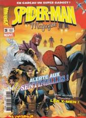 Spider-Man (Magazine 4e série) -28- Alerte aux Sentinelles !