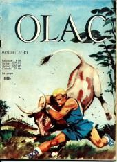 Olac le gladiateur -30- Numéro 30
