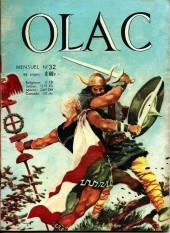 Olac le gladiateur -32- Numéro 32