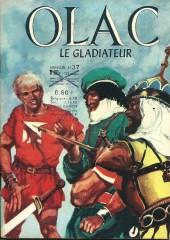 Olac le gladiateur -37- Numéro 37