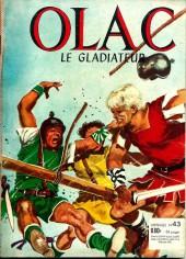 Olac le gladiateur -43- Numéro 43
