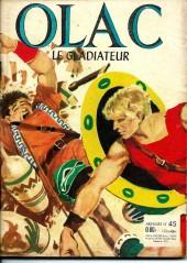 Olac le gladiateur -45- Numéro 45