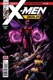 X-Men: Gold (2017) -14- Mojo Worldwide: Part 3