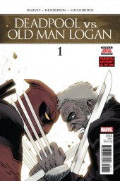 DeadPool vs Old Man Logan -1- Issue #1