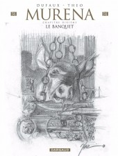 Murena -10TL- Le Banquet