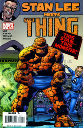 Stan Lee Meets... - Stan Lee meets The Thing