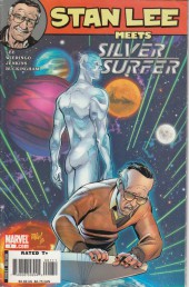 Stan Lee Meets... - Stan Lee meets Silver Surfer
