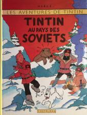 Tintin - Pastiches, parodies & pirates - Tintin au pays des soviets