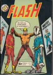 Flash (Arédit - Pop Magazine/Cosmos/Flash) -Rec27- Recueil 860 (contient n° 43 et 44)