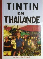Tintin - Pastiches, parodies & pirates -1e- Tintin en Thailande