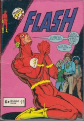 Flash (Arédit - Pop Magazine/Cosmos/Flash) -Rec26- Recueil 860 (contient n° 35 et 36)