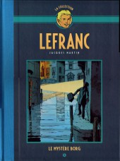 Lefranc - La Collection (Hachette) -3- Le Mystère Borg
