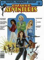 Bizarre Adventures (1981) -25- Lethal Ladies