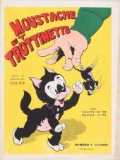 Moustache et Trottinette (Mensuel) -1- Numéro 1