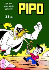 Pipo (Lug) -89- La mine d'èmeraudes-1-le galion sous la mer