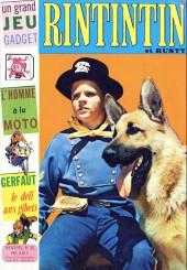 Rin Tin Tin & Rusty (2e série) -39- Un drôle de poisson d'avril