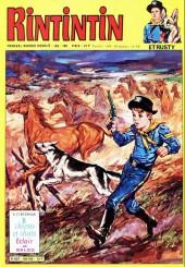 Rin Tin Tin & Rusty (2e série) -165166- Les desperados