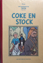 Tintin - Pastiches, parodies & pirates - Coke en stock