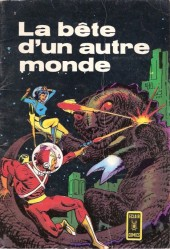 Adam Strange -1- La bête d'un autre monde
