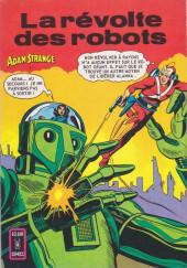 Adam Strange -7- La révolte des robots