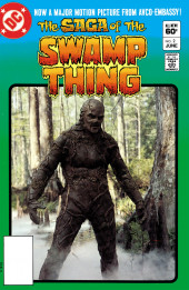 Swamp Thing Vol.2 (DC comics - 1982) -2- Something To Live For