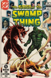 Swamp Thing Vol.2 (DC comics - 1982) -4- In the White Room