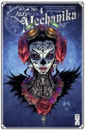 Lady Mechanika -4TL- La Dama de la Muerte