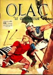 Olac le gladiateur -46- Numéro 46