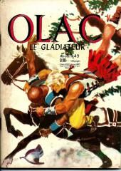 Olac le gladiateur -49- Numéro 49