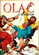 Olac le gladiateur -51- Numéro 51