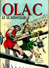 Olac le gladiateur -52- Numéro 52