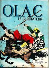 Olac le gladiateur -56- Numéro 56