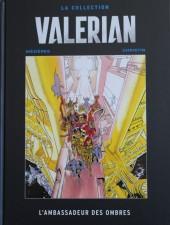 Valérian - La collection (Hachette) -6- L'ambassadeur des ombres