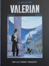 Valérian - La collection (Hachette) -7- Sur les terres truquées