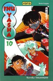 Inu Yasha -10- Tome 10