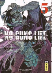No Guns Life -5- Tome 5