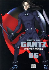 Gantz (Perfect Edition) - Tome 5