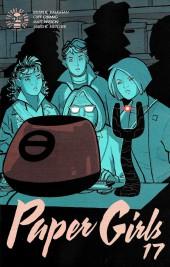 Paper Girls (Image comics - 2015) -17- Paper Girls